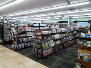 Front Aisles