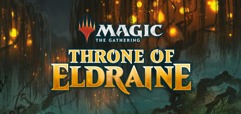 Pre-Order Throne of Eldraine and get Exclusive Extras!